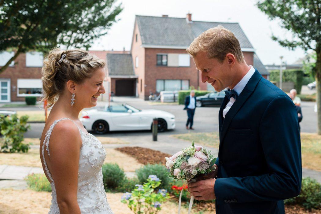 huwelijksfotograaf in Waregem