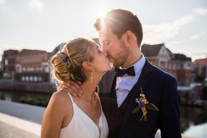 fotograaf huwelijk Kortrijk