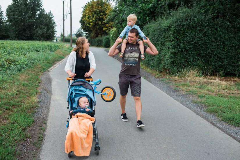Familieshoot West-Vlaanderen